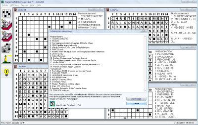 301 moved permanently - Construire une grille de mots croises ...
